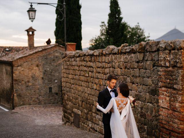 Il matrimonio di Pier e Diana a Arquà Petrarca, Padova 51