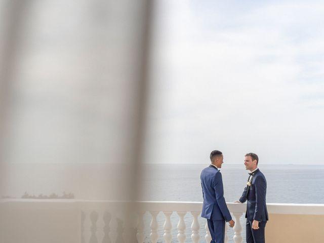 Il matrimonio di Emilien e Anthony a Livorno, Livorno 21