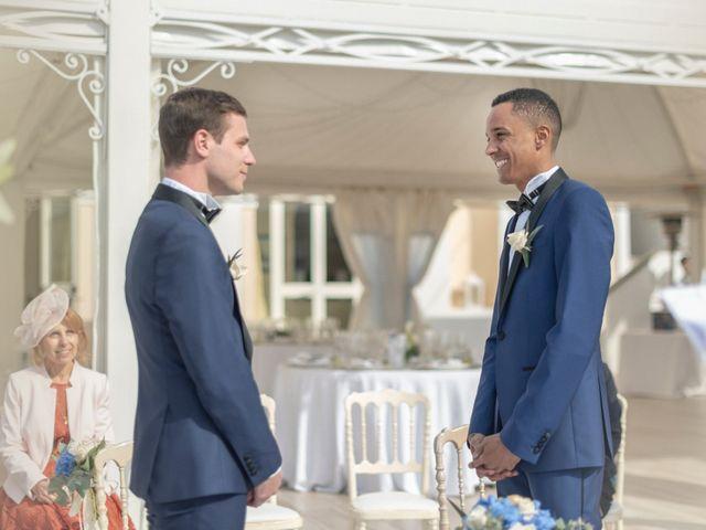 Il matrimonio di Emilien e Anthony a Livorno, Livorno 35