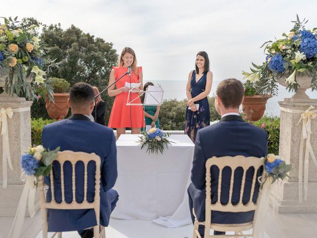 Il matrimonio di Emilien e Anthony a Livorno, Livorno 37