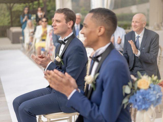 Il matrimonio di Emilien e Anthony a Livorno, Livorno 41