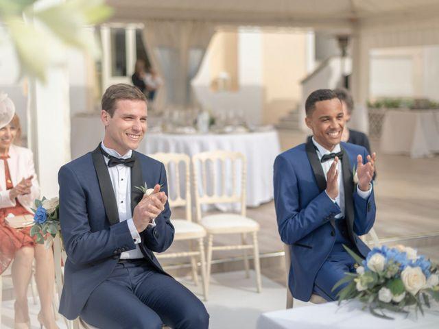 Il matrimonio di Emilien e Anthony a Livorno, Livorno 43