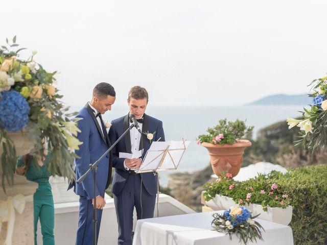 Il matrimonio di Emilien e Anthony a Livorno, Livorno 46