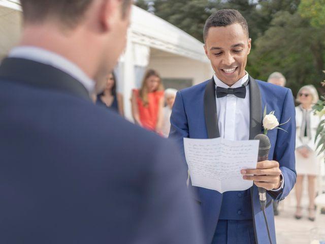 Il matrimonio di Emilien e Anthony a Livorno, Livorno 47