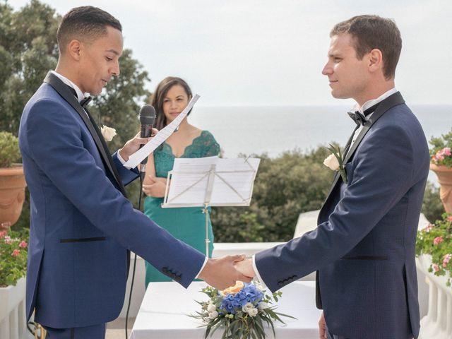 Il matrimonio di Emilien e Anthony a Livorno, Livorno 48
