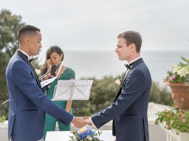 Il matrimonio di Emilien e Anthony a Livorno, Livorno 49