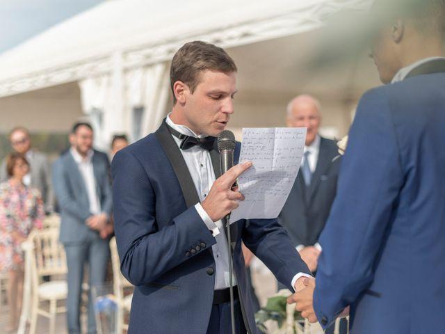 Il matrimonio di Emilien e Anthony a Livorno, Livorno 50
