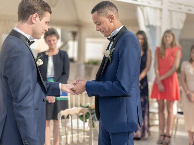 Il matrimonio di Emilien e Anthony a Livorno, Livorno 51