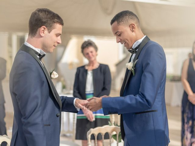 Il matrimonio di Emilien e Anthony a Livorno, Livorno 52