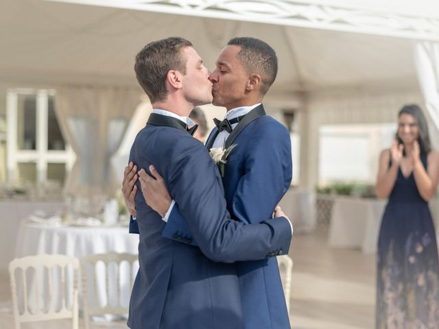 Il matrimonio di Emilien e Anthony a Livorno, Livorno 55