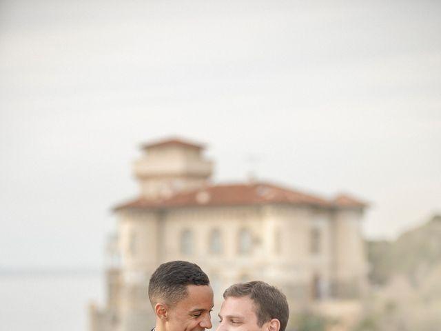 Il matrimonio di Emilien e Anthony a Livorno, Livorno 61