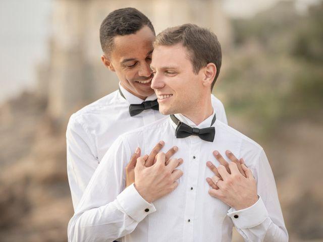 Il matrimonio di Emilien e Anthony a Livorno, Livorno 62