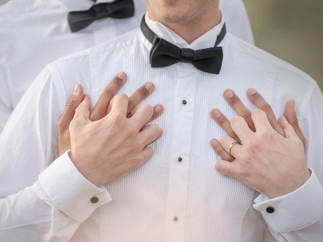 Il matrimonio di Emilien e Anthony a Livorno, Livorno 63