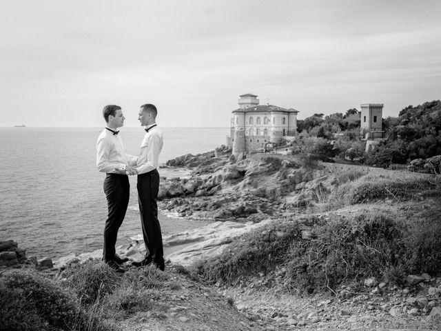Il matrimonio di Emilien e Anthony a Livorno, Livorno 65