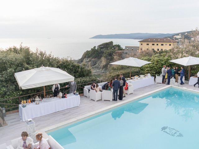 Il matrimonio di Emilien e Anthony a Livorno, Livorno 82