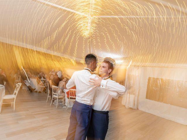 Il matrimonio di Emilien e Anthony a Livorno, Livorno 89