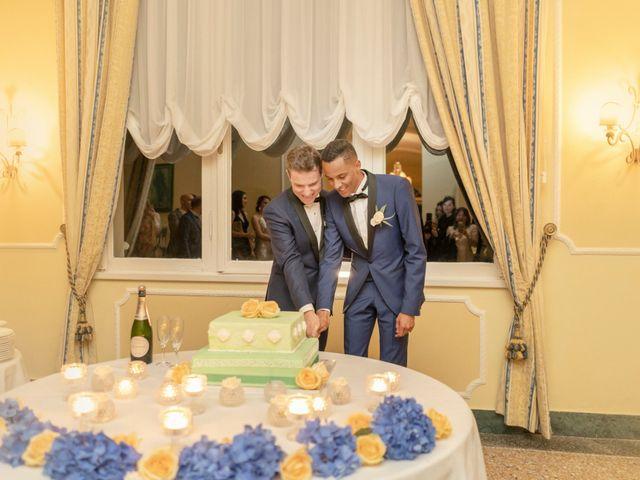 Il matrimonio di Emilien e Anthony a Livorno, Livorno 93