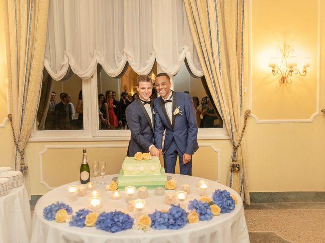 Il matrimonio di Emilien e Anthony a Livorno, Livorno 95