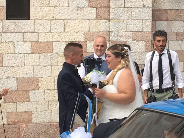 Il matrimonio di Michele e Veronica a Passignano sul Trasimeno, Perugia 4