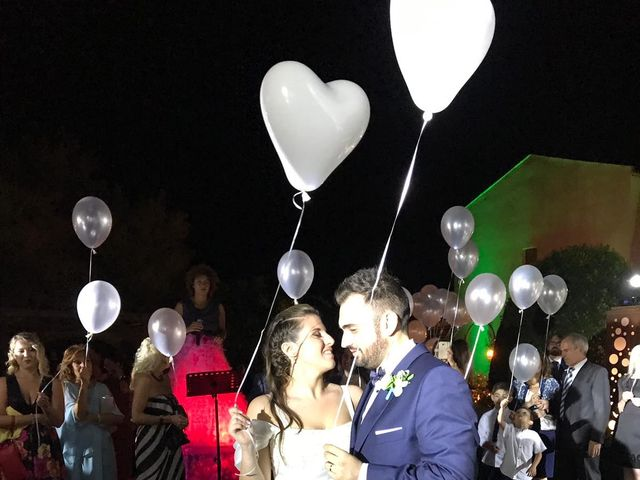 Il matrimonio di Martina e Marcello a Pomezia, Roma 3