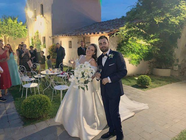 Il matrimonio di Martina e Marcello a Pomezia, Roma 5