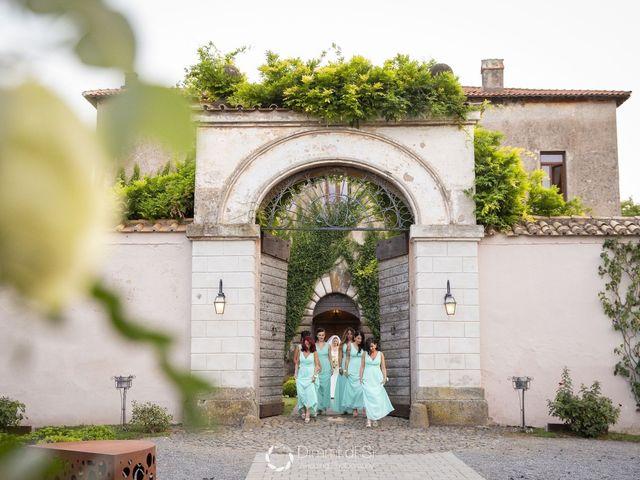 Il matrimonio di Martina e Marcello a Pomezia, Roma 11
