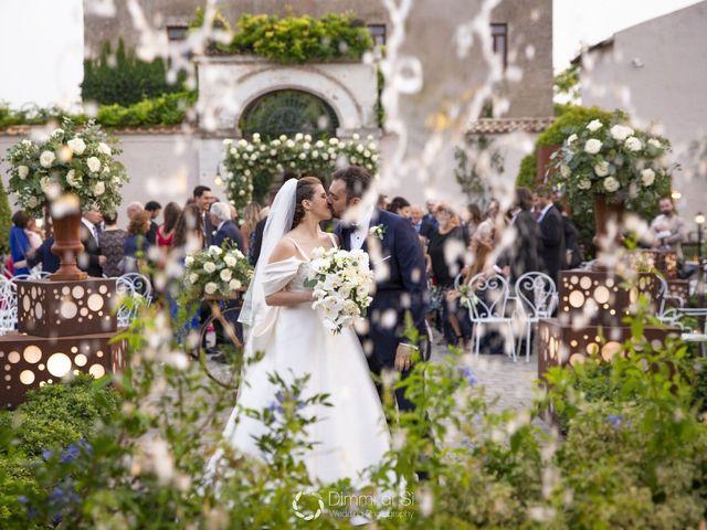 Il matrimonio di Martina e Marcello a Pomezia, Roma 13