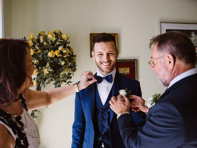 Il matrimonio di Enrico e Laura a Miglianico, Chieti 65
