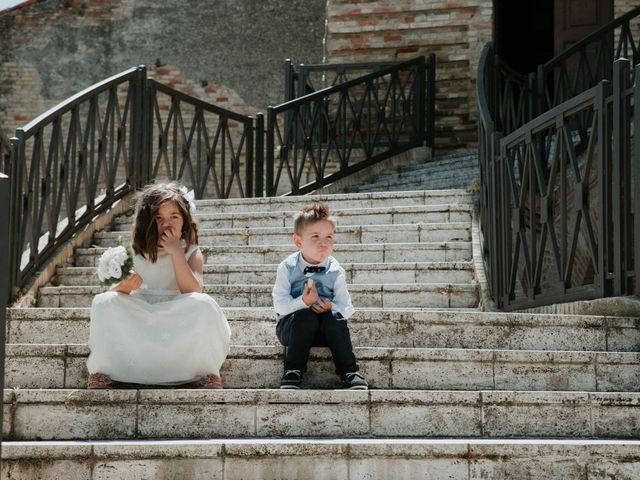 Il matrimonio di Enrico e Laura a Miglianico, Chieti 95