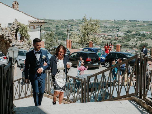 Il matrimonio di Enrico e Laura a Miglianico, Chieti 97