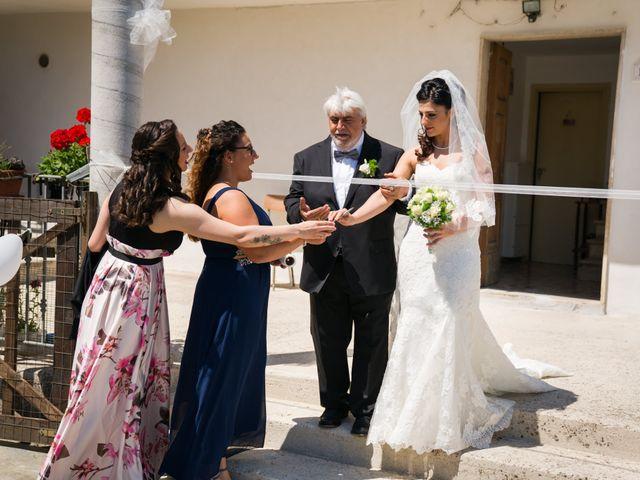 Il matrimonio di Enrico e Laura a Miglianico, Chieti 99