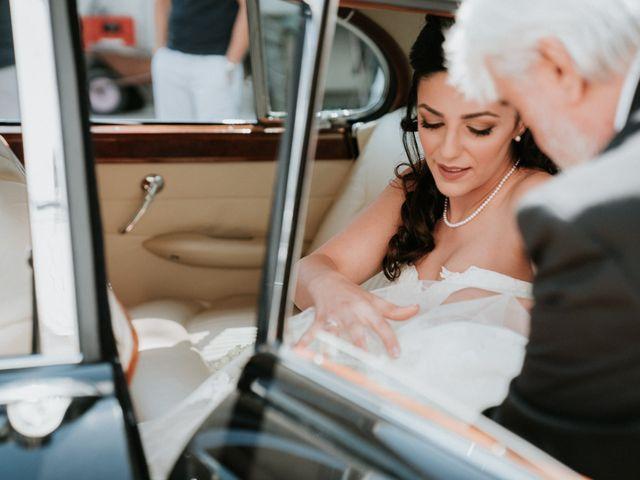 Il matrimonio di Enrico e Laura a Miglianico, Chieti 100