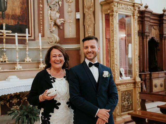 Il matrimonio di Enrico e Laura a Miglianico, Chieti 104