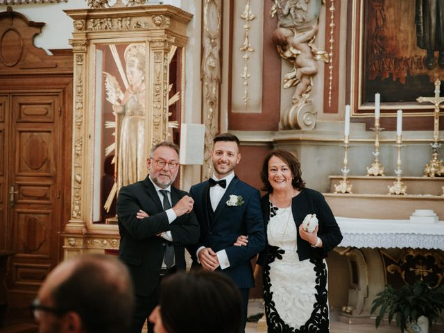 Il matrimonio di Enrico e Laura a Miglianico, Chieti 106