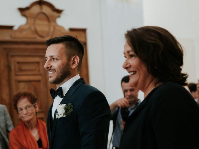 Il matrimonio di Enrico e Laura a Miglianico, Chieti 109
