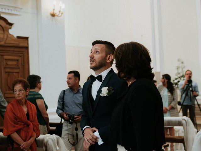 Il matrimonio di Enrico e Laura a Miglianico, Chieti 110