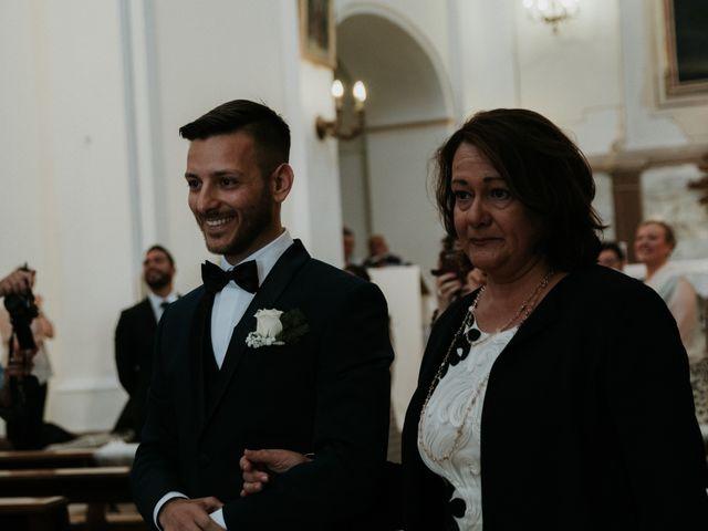 Il matrimonio di Enrico e Laura a Miglianico, Chieti 115