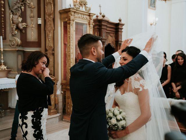 Il matrimonio di Enrico e Laura a Miglianico, Chieti 118