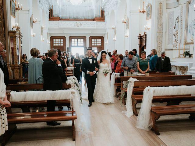 Il matrimonio di Enrico e Laura a Miglianico, Chieti 119