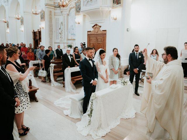 Il matrimonio di Enrico e Laura a Miglianico, Chieti 123
