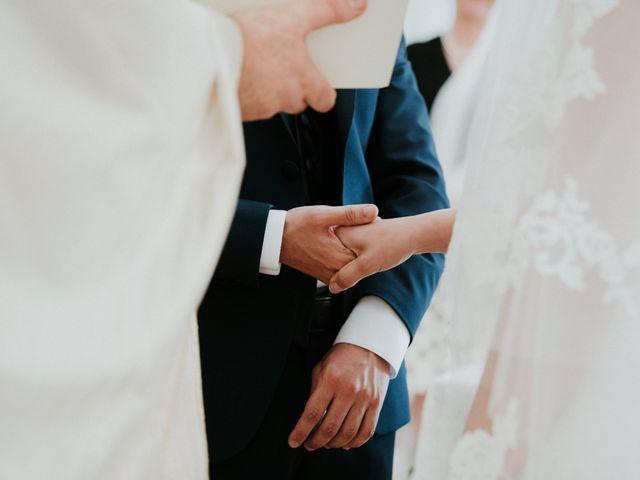 Il matrimonio di Enrico e Laura a Miglianico, Chieti 124