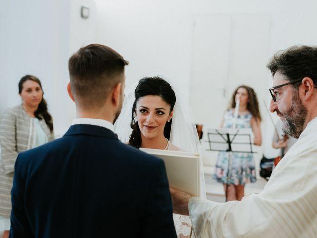 Il matrimonio di Enrico e Laura a Miglianico, Chieti 125