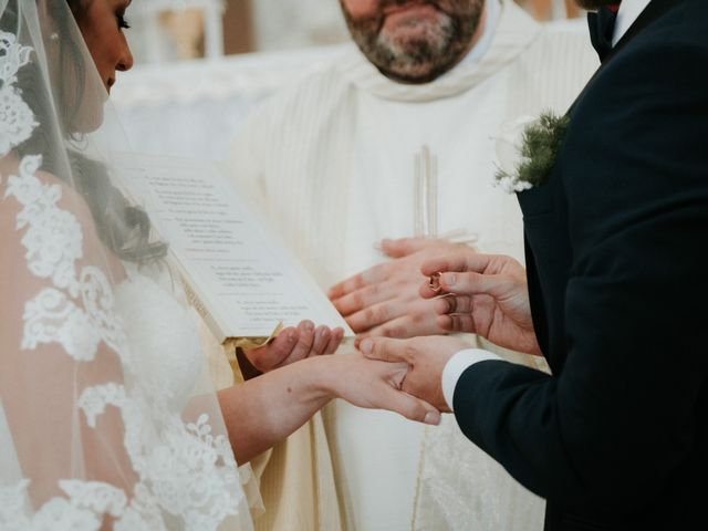 Il matrimonio di Enrico e Laura a Miglianico, Chieti 129