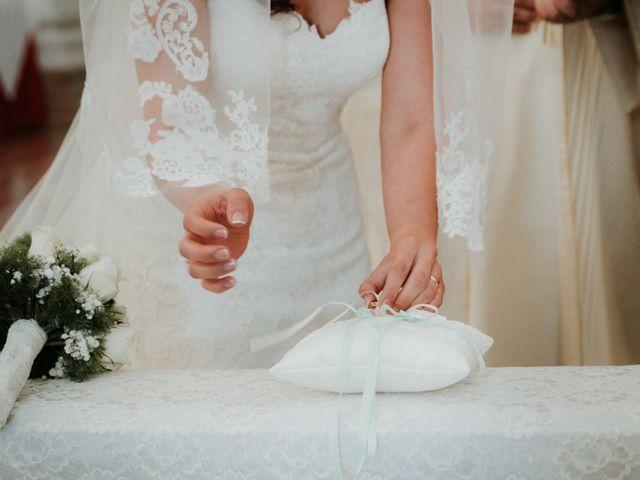 Il matrimonio di Enrico e Laura a Miglianico, Chieti 131