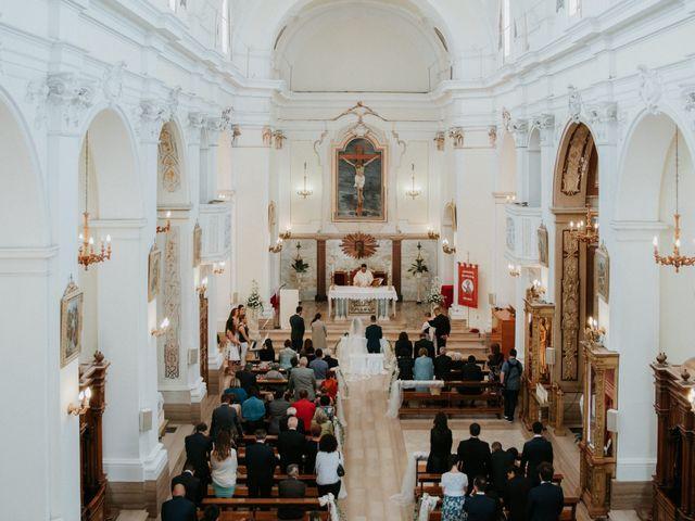 Il matrimonio di Enrico e Laura a Miglianico, Chieti 139