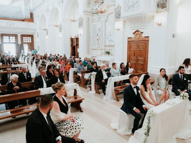 Il matrimonio di Enrico e Laura a Miglianico, Chieti 141