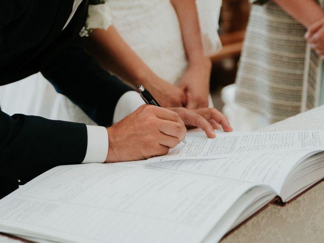Il matrimonio di Enrico e Laura a Miglianico, Chieti 143