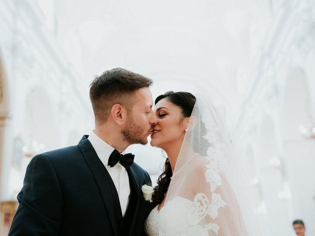Il matrimonio di Enrico e Laura a Miglianico, Chieti 145