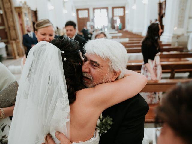 Il matrimonio di Enrico e Laura a Miglianico, Chieti 146