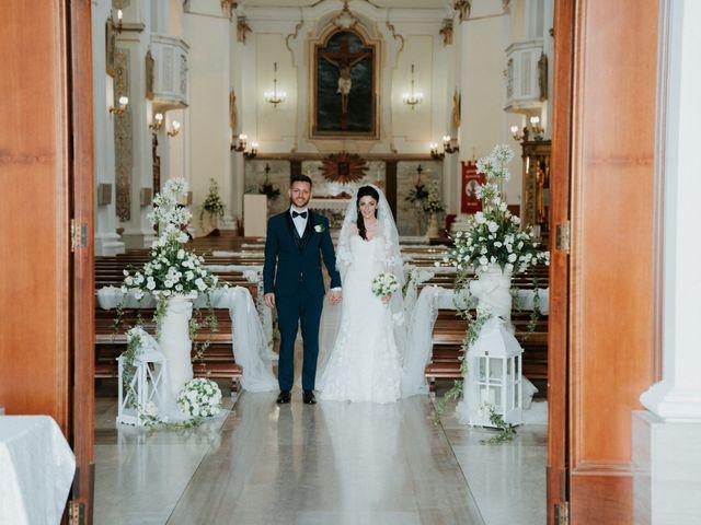 Il matrimonio di Enrico e Laura a Miglianico, Chieti 148